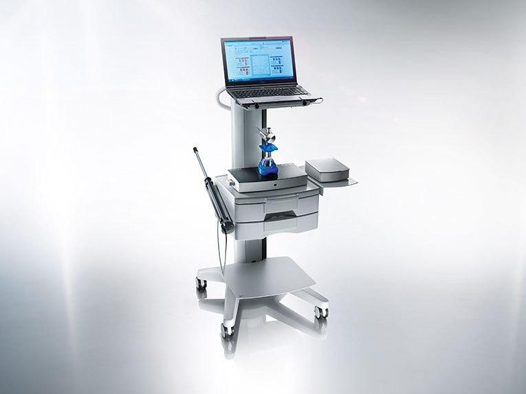 Диагностическое оборудование и терапия